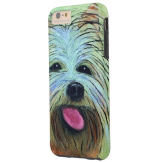 Yorkie Tough iPhone 6 Plus Case