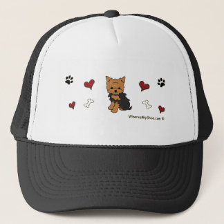 Yorkie Trucker Hat
