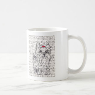 Yorkie Yorkshire Terrier Coffee Mug