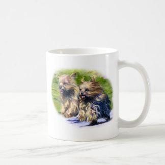 yorkies coffee mug