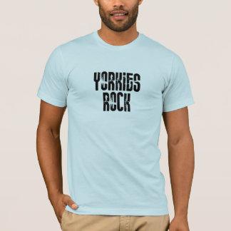 Yorkies Rock T-Shirt
