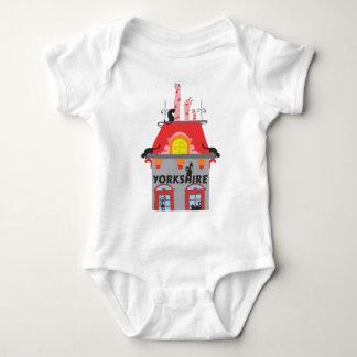 Yorkshire Baby Bodysuit