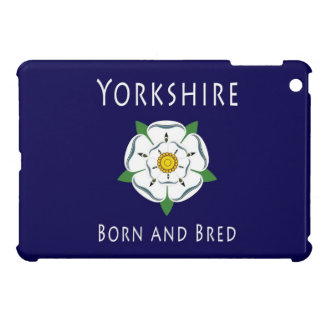 Yorkshire Born and Bred iPad Mini Cover