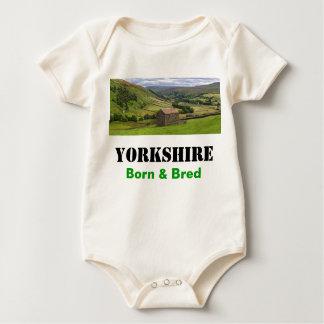 Yorkshire Born & Bred Infant Creeper