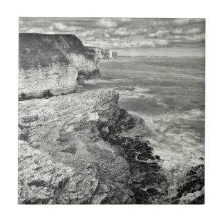 Yorkshire coast tile