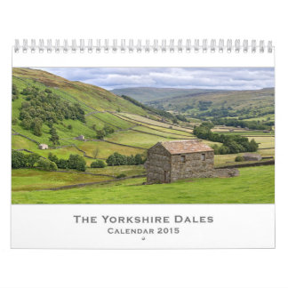 Yorkshire Dales 2015 Calendar