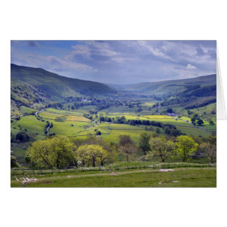 Yorkshire Dales Card - Add your own message