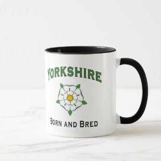 Yorkshire Mug - Born & Bred