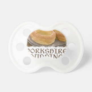 Yorkshire Pudding Day - Appreciation Day Baby Pacifier