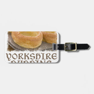 Yorkshire Pudding Day - Appreciation Day Luggage Tag