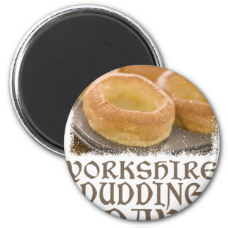 Yorkshire Pudding Day - Appreciation Day Magnet