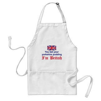 Yorkshire Pudding Standard Apron