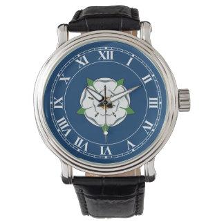 Yorkshire Rose Wrist Watch