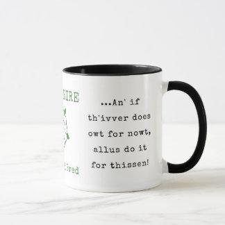 "Yorkshire ""See all, 'ear all"" Mug"