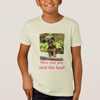 yorkshire-terrier-0127, How can you resist this... T-Shirt