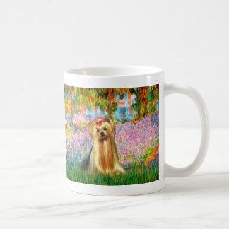Yorkshire Terrier 1 - Garden Coffee Mug