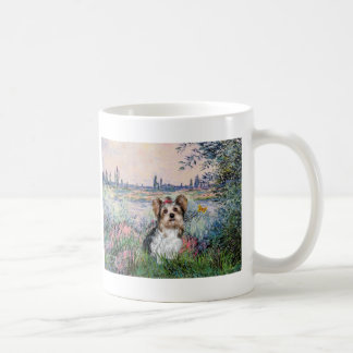 Yorkshire Terrier (Biewer) - By the Seine Coffee Mug