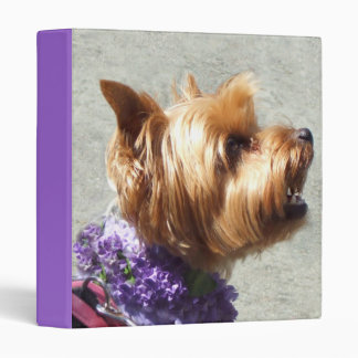 Yorkshire Terrier binder