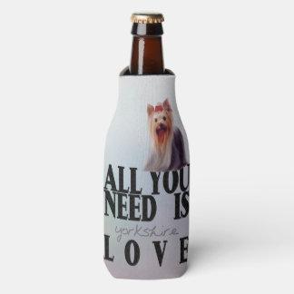 Yorkshire Terrier Bottle Cooler