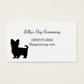 """""""Yorkshire Terrier"""" Business Cards"""