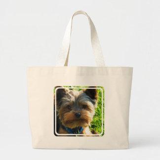 Yorkshire Terrier Canvas Bag