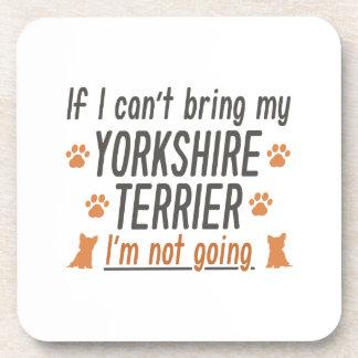 Yorkshire Terrier Coaster