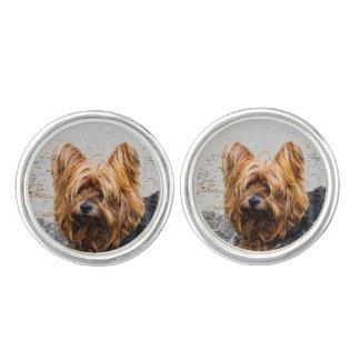 Yorkshire Terrier Cuff Links