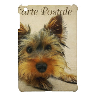 Yorkshire Terrier Dog iPad Mini Cases