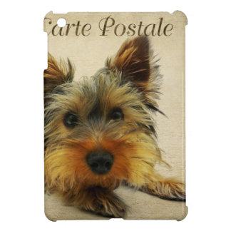 Yorkshire Terrier Dog iPad Mini Cover