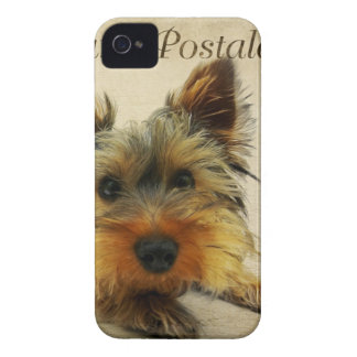 Yorkshire Terrier Dog iPhone 4 Case-Mate Case