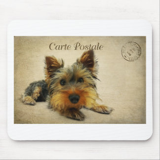 Yorkshire Terrier Dog Mouse Pad