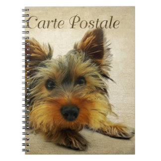 Yorkshire Terrier Dog Notebooks