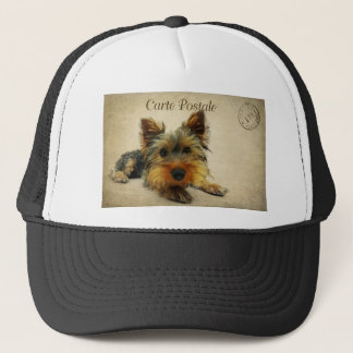 Yorkshire Terrier Dog Trucker Hat