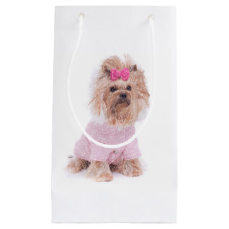 Yorkshire Terrier Gift Bag