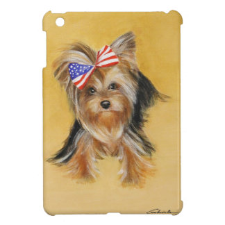 YORKSHIRE TERRIER iPad MINI CASES