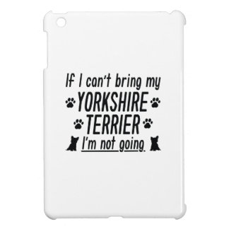 Yorkshire Terrier iPad Mini Covers