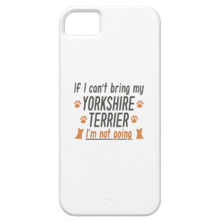 Yorkshire Terrier iPhone 5 Case