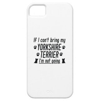 Yorkshire Terrier iPhone 5 Covers