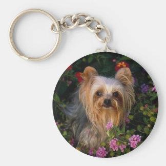 Yorkshire Terrier Keychain