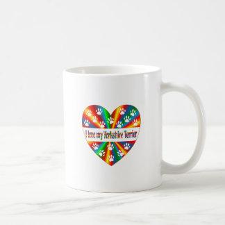 Yorkshire Terrier Love Coffee Mug