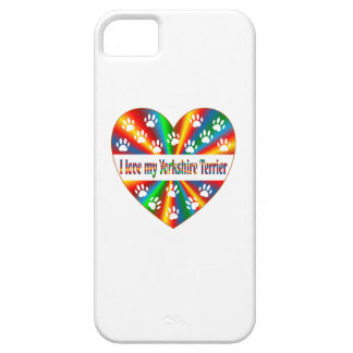 Yorkshire Terrier Love iPhone 5 Case