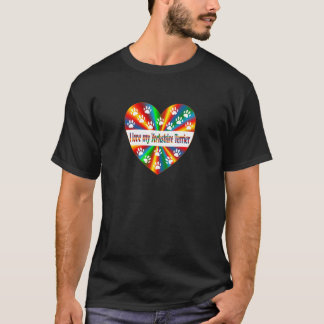 Yorkshire Terrier Love T-Shirt