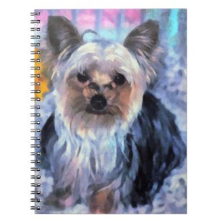 Yorkshire Terrier Notebook