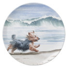 Yorkshire Terrier Plate