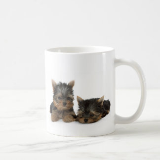 Yorkshire Terrier Puppies Mug