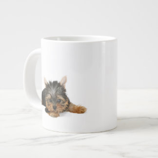 Yorkshire Terrier Puppy Jumbo Mug