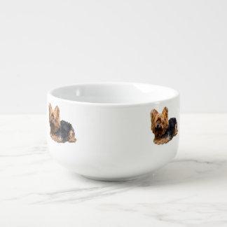 Yorkshire Terrier Soup Mug