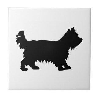 Yorkshire Terrier Tile