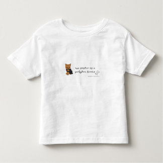 yorkshire terrier toddler t-shirt