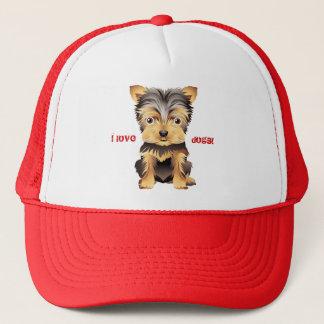 Yorkshire Terrier Toy Dog Gift Baseball hat